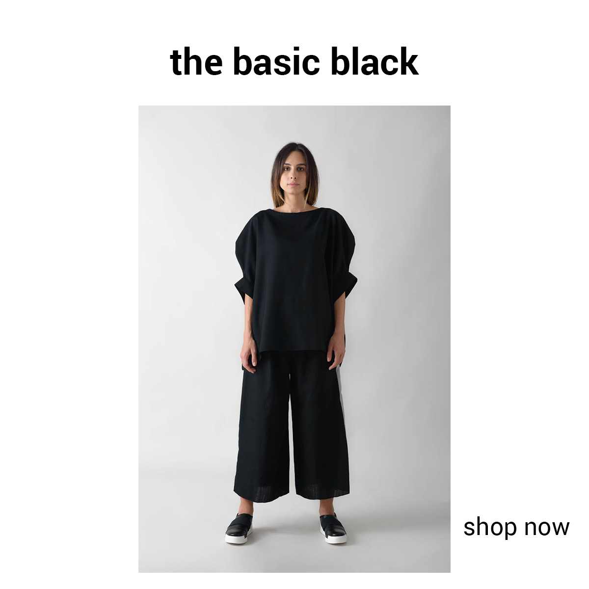 the basic black