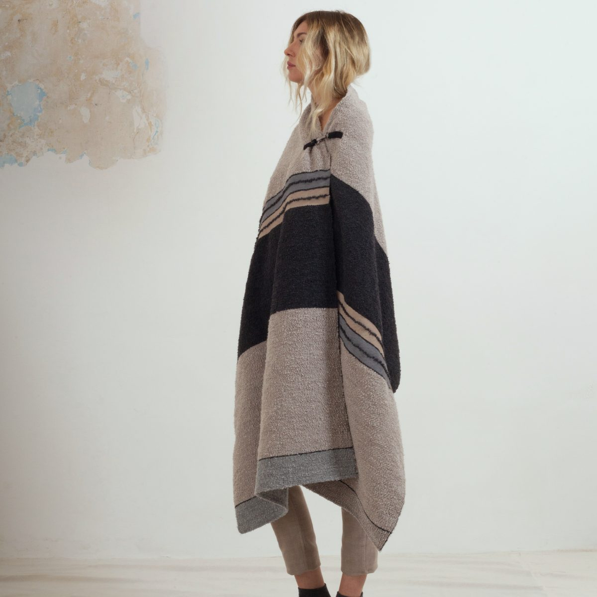 cape and model
